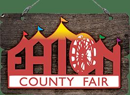Eaton County Fair Sign Board
